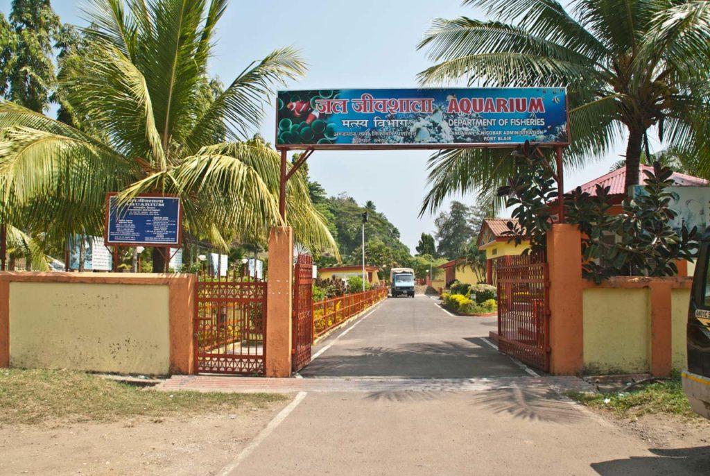 Aquarium andaman island's must see places