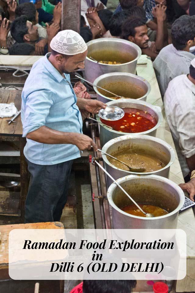 Ramadan food Delhi
