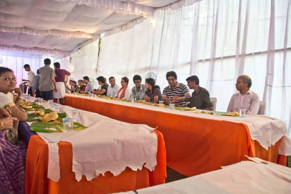 onam sadhya feast
