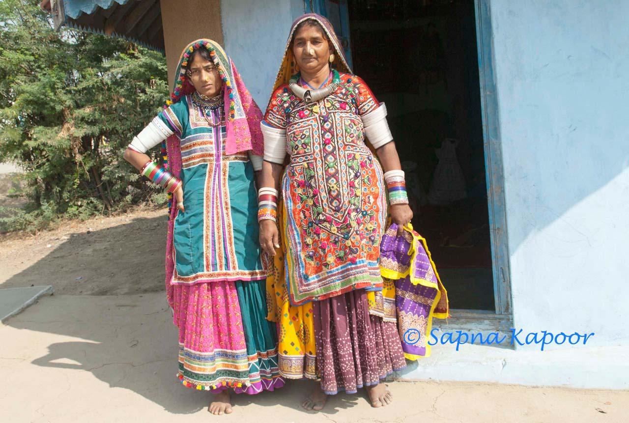 rabari tribe women