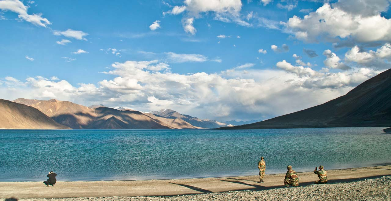 Pangong Lake 32