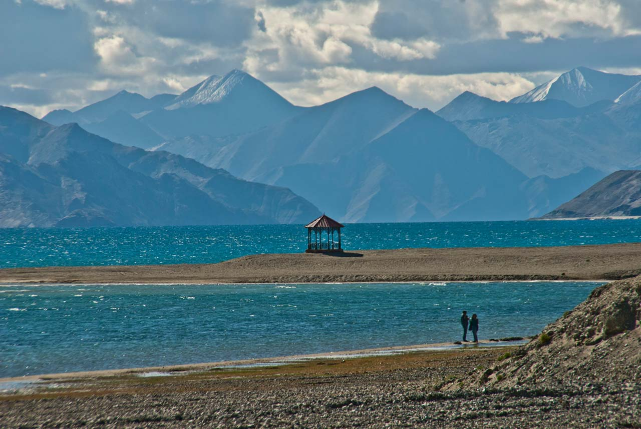 Pangong Lake 37