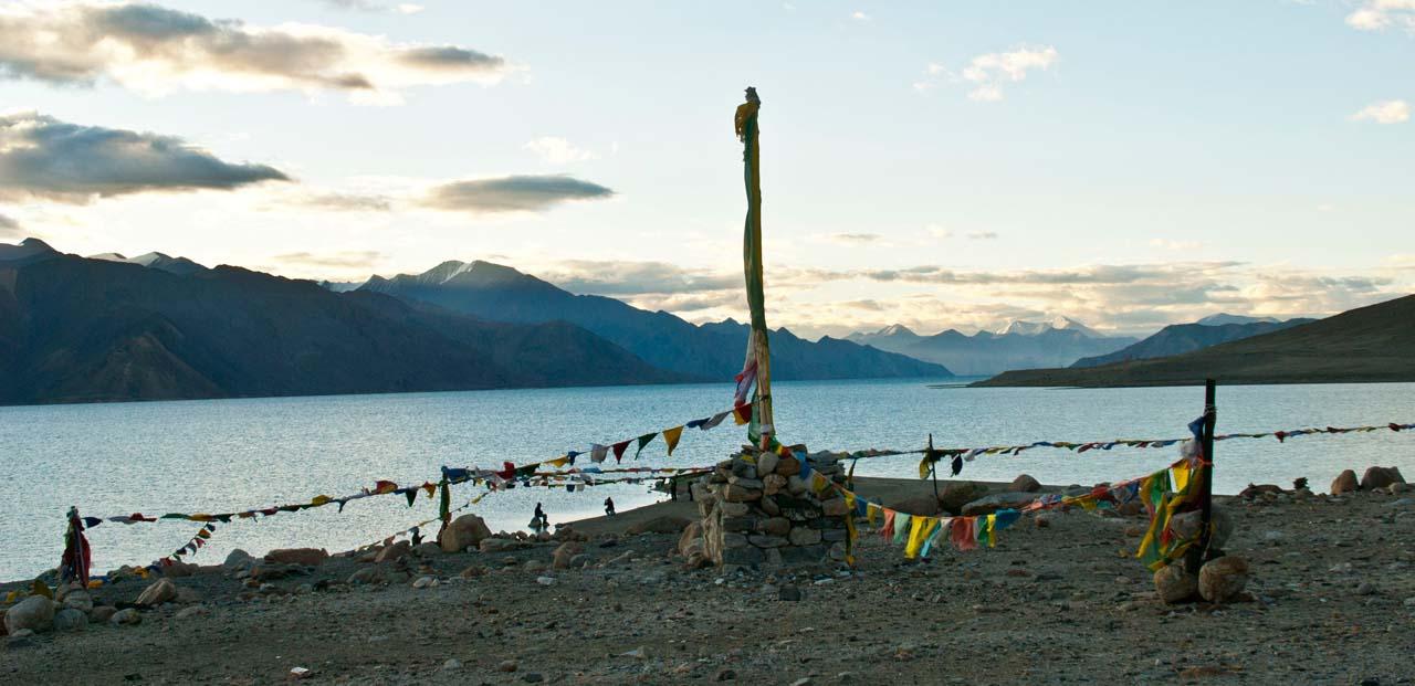 Pangong Lake 56