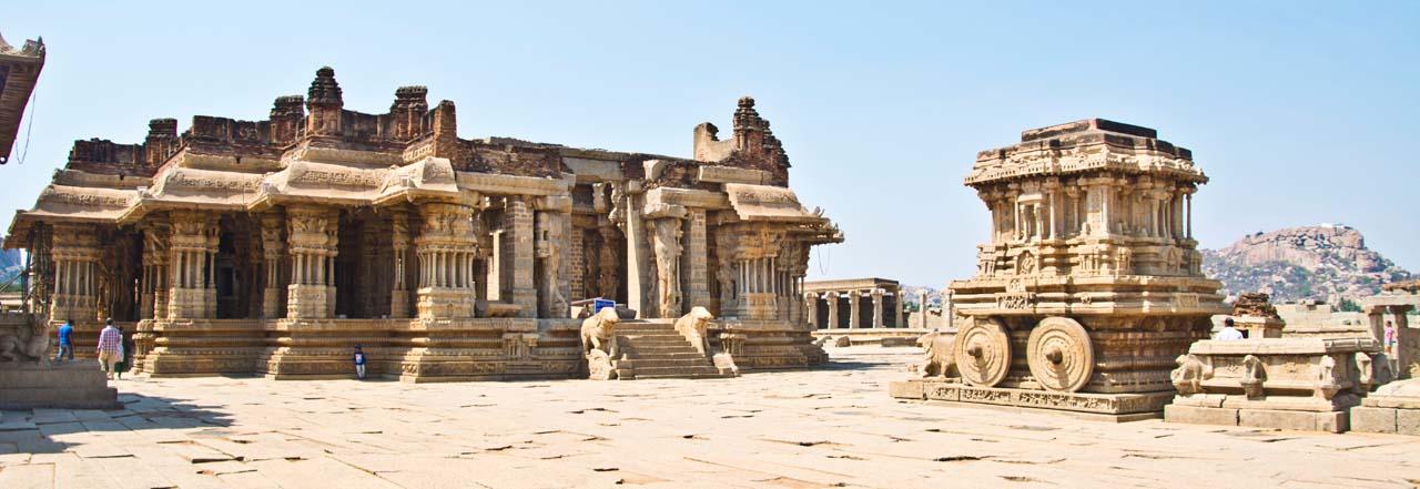 Hampi Monuments 29