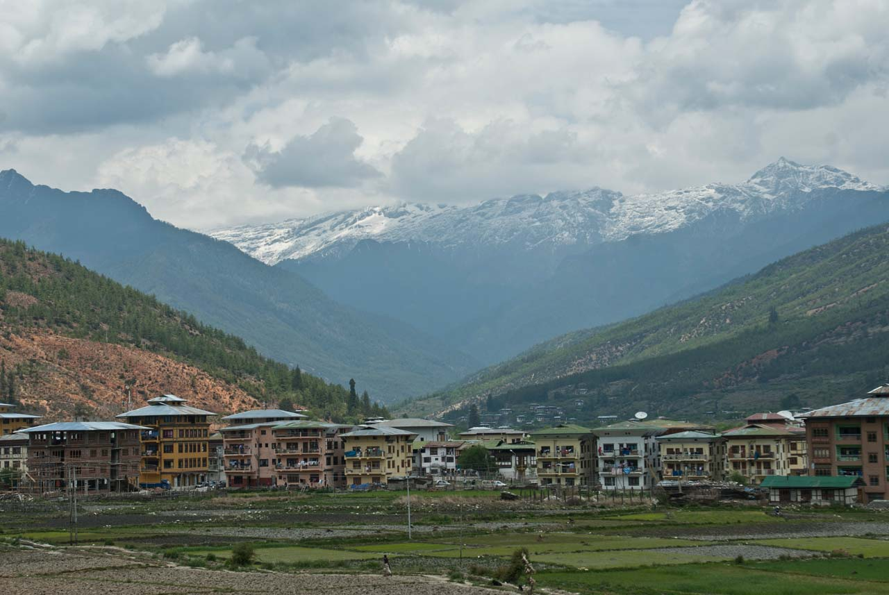 Places to see in Paro