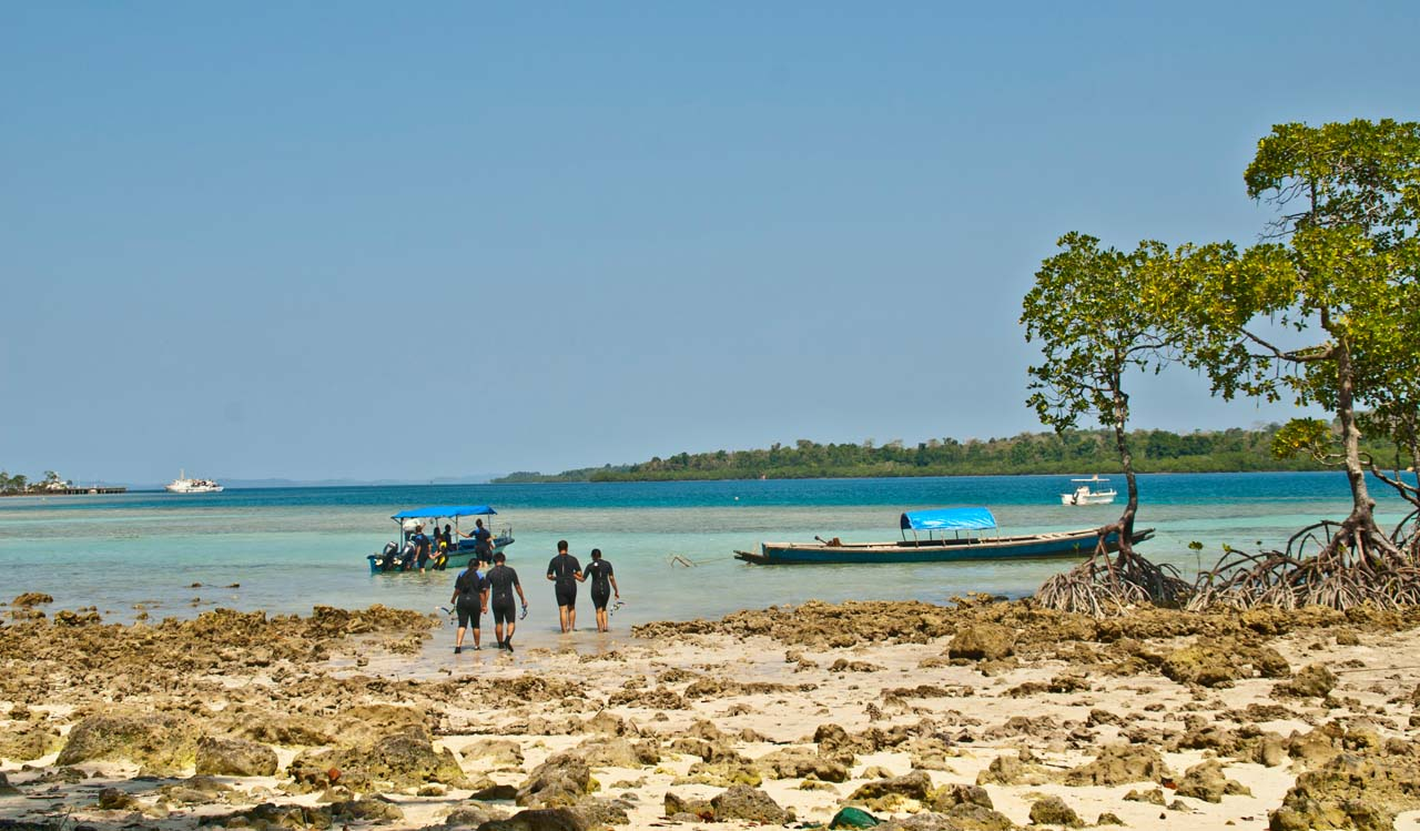 Andaman Most Beautiful Places in India