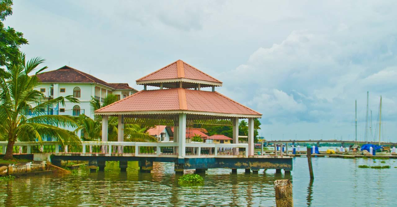 Bolgatty Palace and Island Resort Jetty