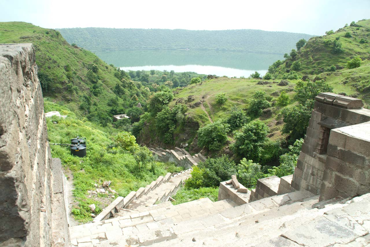 Lonar Crater Most Beautiful Places in India