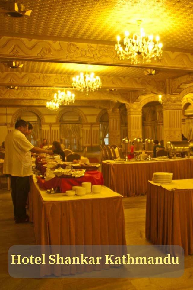 Hotel Shankar Kathmandu - Nepal