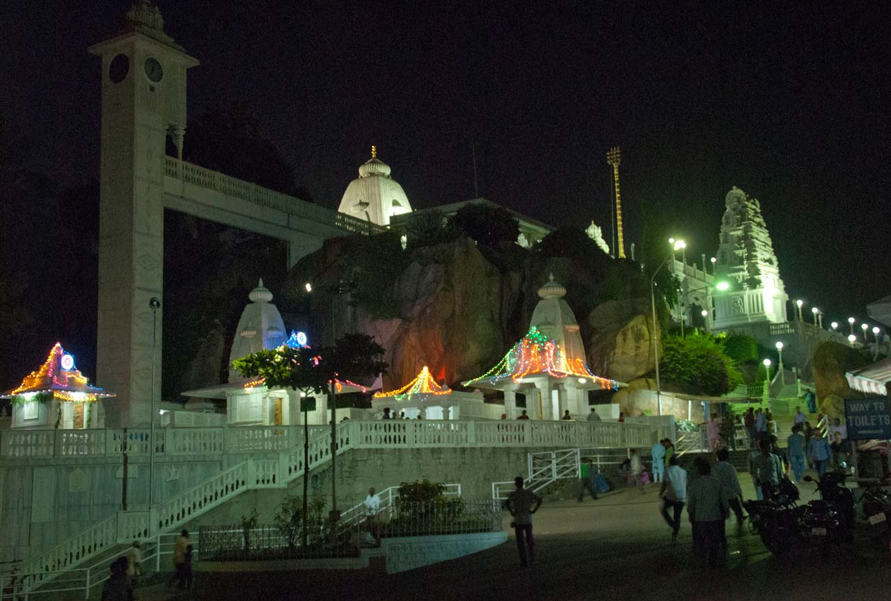 Things to do in Hyderabad India Birla temple