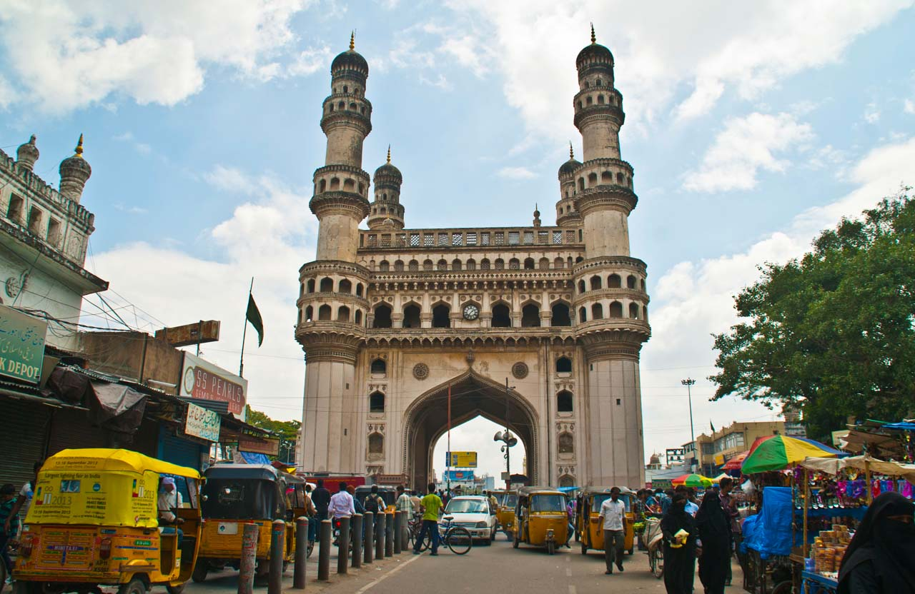 Things to do in Hyderabad India Charminar