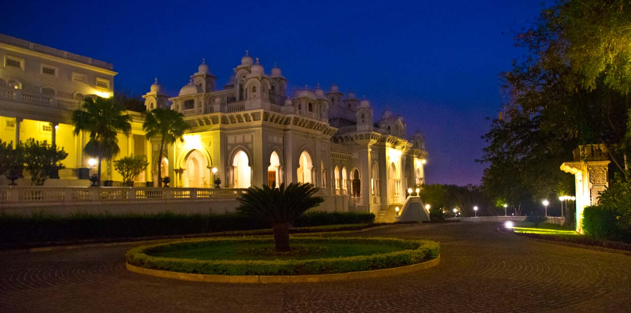 Things to do in Hyderabad India Falaknuma Palace