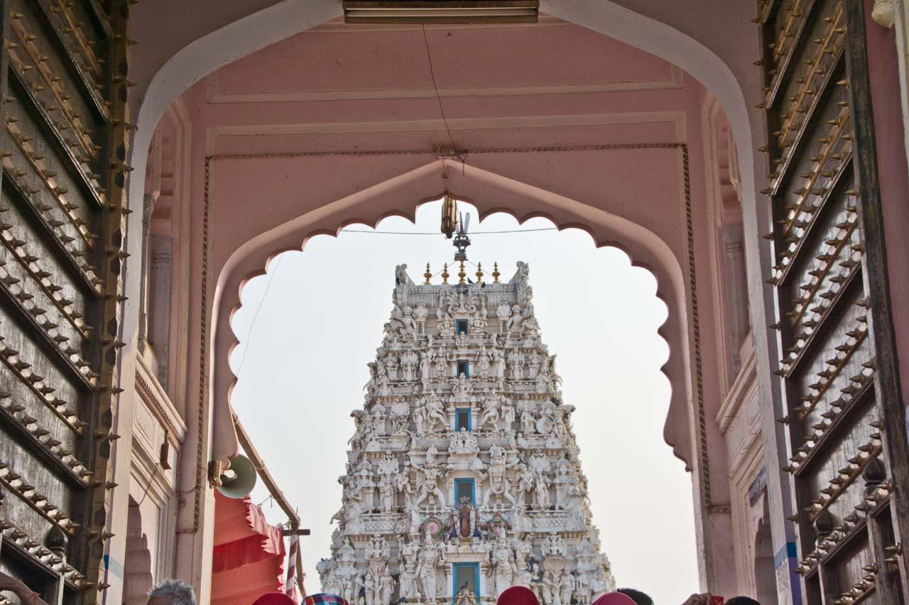 Rangji temple Pushkar