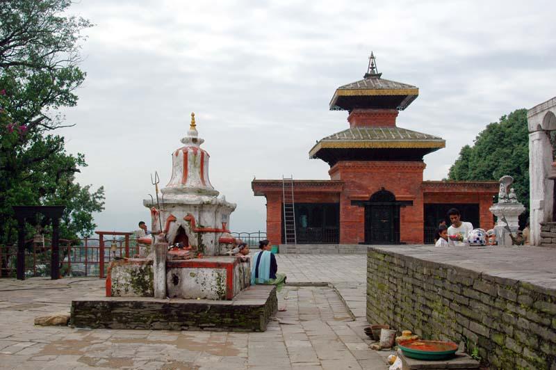 Bindhyabasini temple area Pokhara Nepal