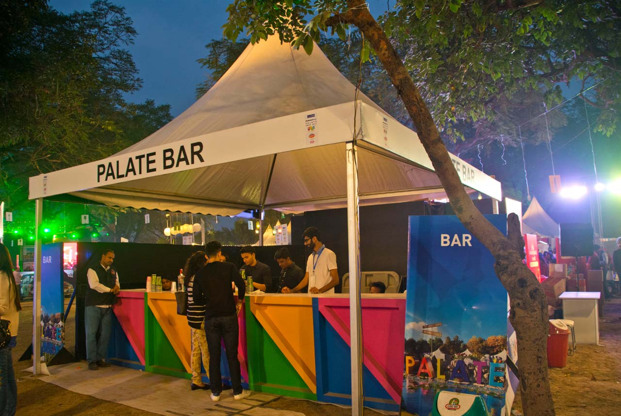 Palate fest bar