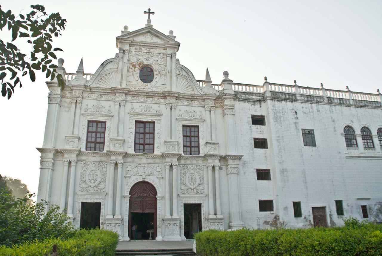 St Paul Church Diu