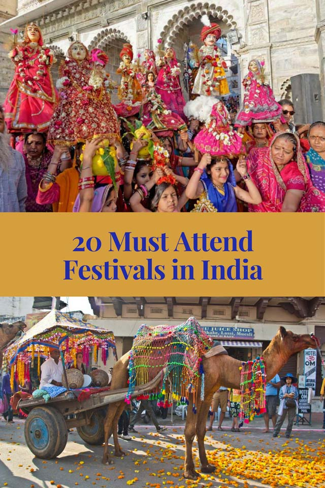 Must see festivals of India