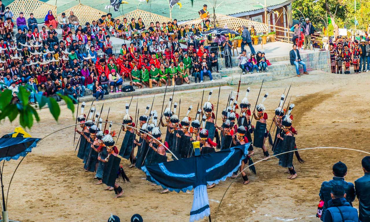 Hornbill Festivals of India