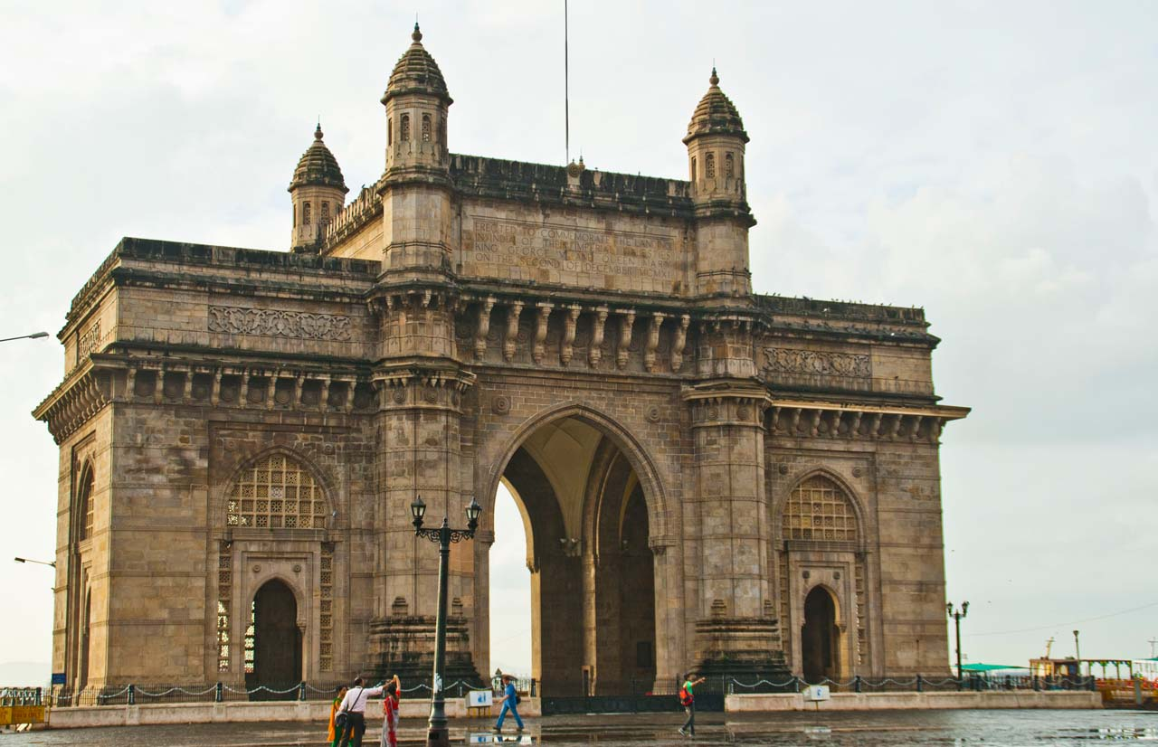 Pictures from India - Gateway of India Mumbai