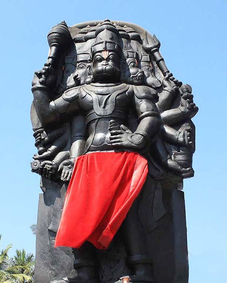 Panchmukhi Hanuman Rameshwaram