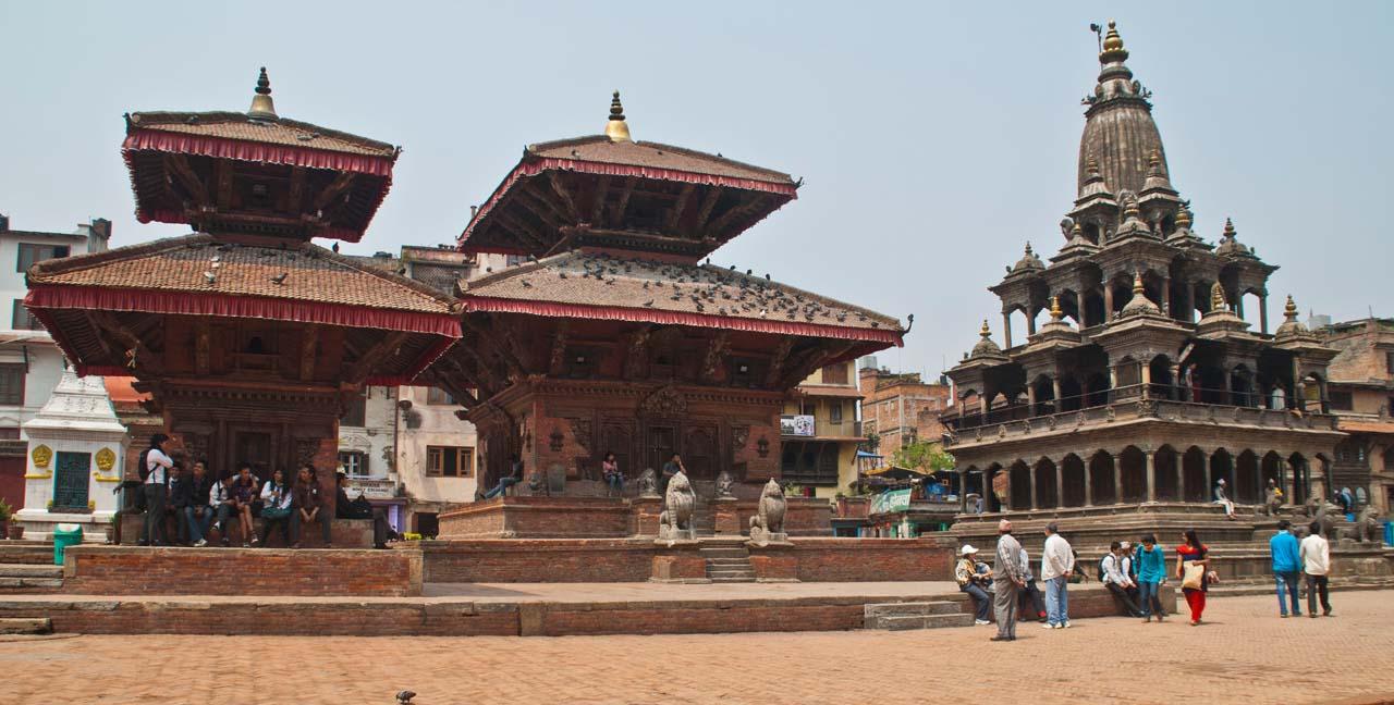 Patan Durbar Square Lalitpur Nepal