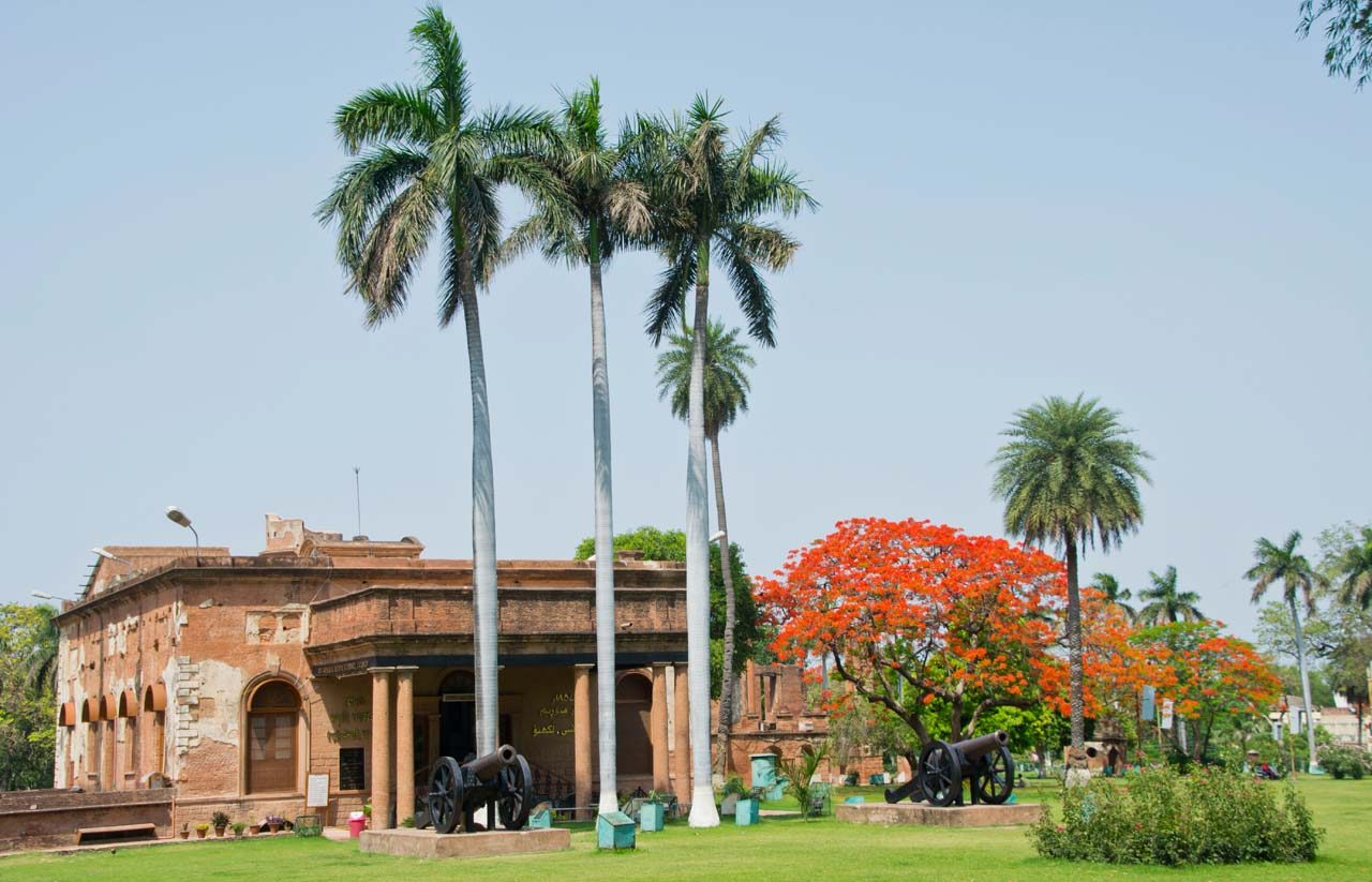 The residency Lucknow museum