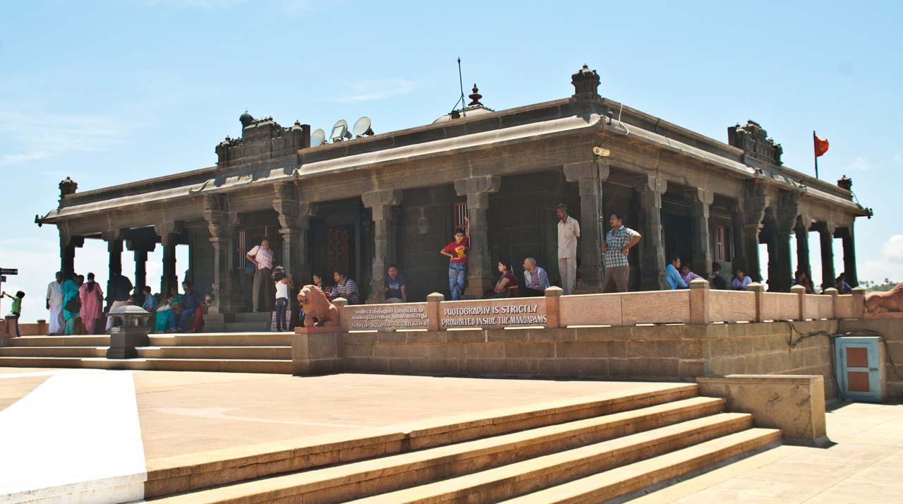 Vivekanand rock Mandapam Kanyakumari