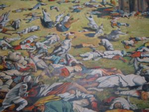 Jallianwala Bagh massacre depiction