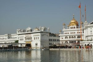 The Golden Temple Amritsar Darshni Deohri