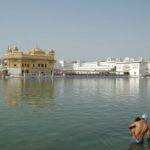 The Golden Temple Amritsar Amrit Sarovar