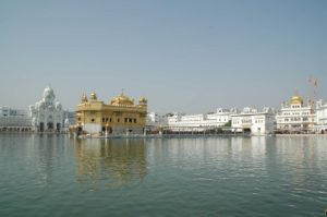 The Golden Temple Amritsar