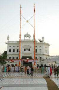 The Golden Temple Amritsar Akal Takht