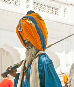 Golden Temple Amritsar face