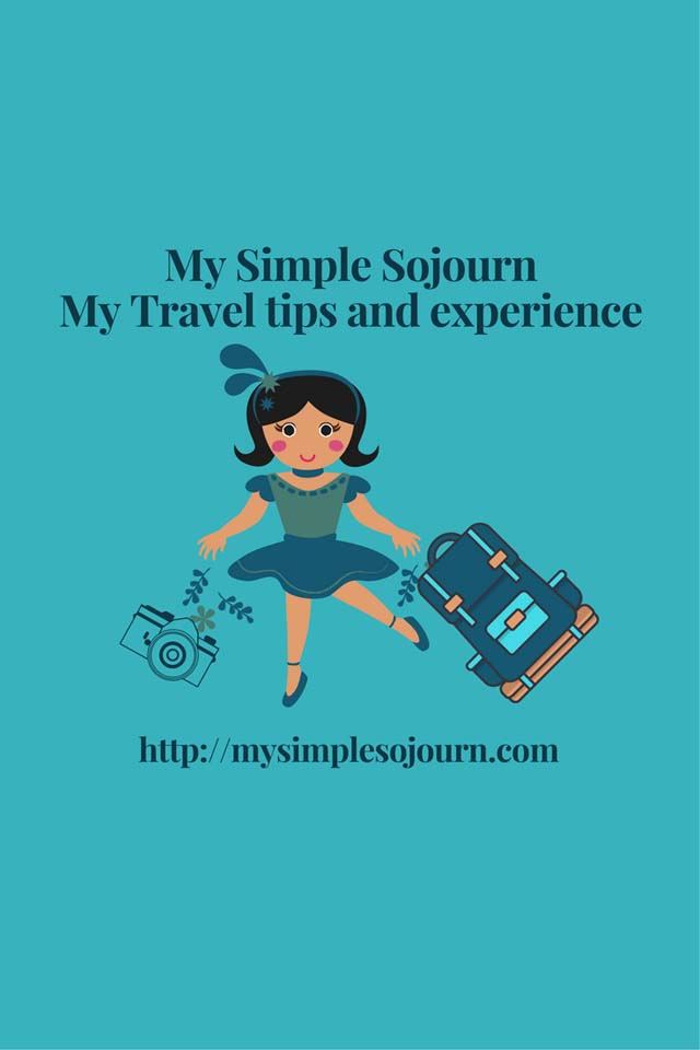Travel story - My Simple Sojourn