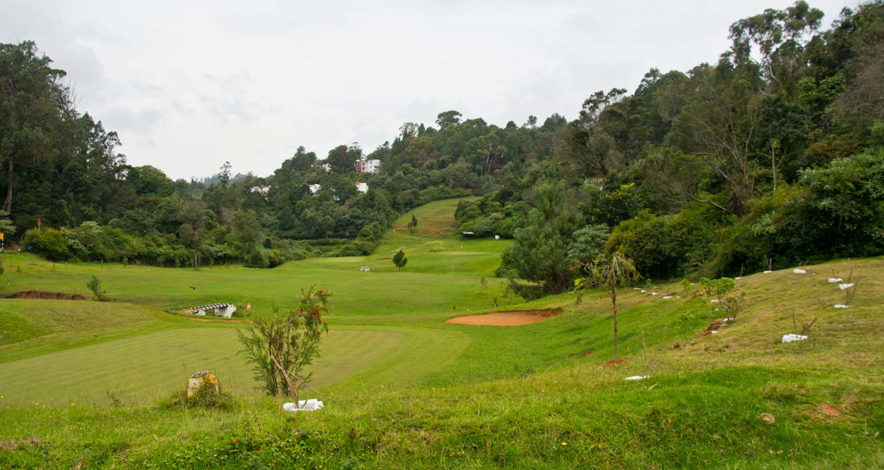 Wellington Golf course coonoor