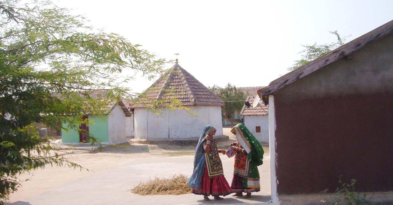 Hodka Village Kutch