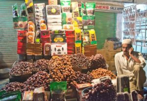 Different varieties of Dates
