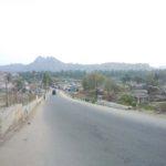 Road Hampi Village