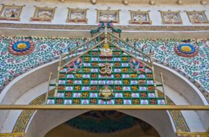 City palace Museum Udaipur's entry Gate