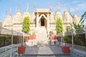 Chittorgarh Fort jain temple