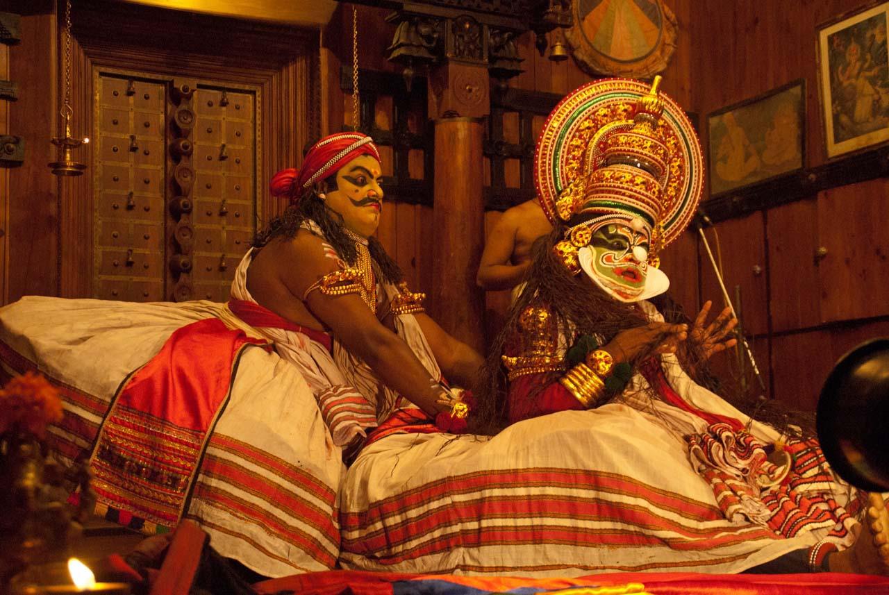 Kathakali Dance in Kochi