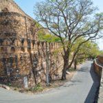 Way to chittorgarh fort