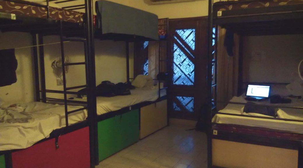 Hostel stay in India