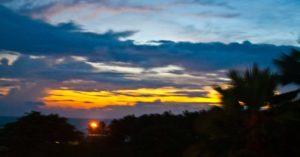 Kanyakumari sunset