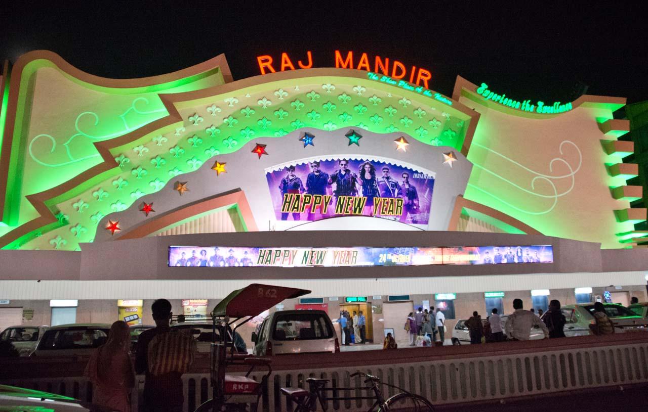 Raj Mandir Jaipur