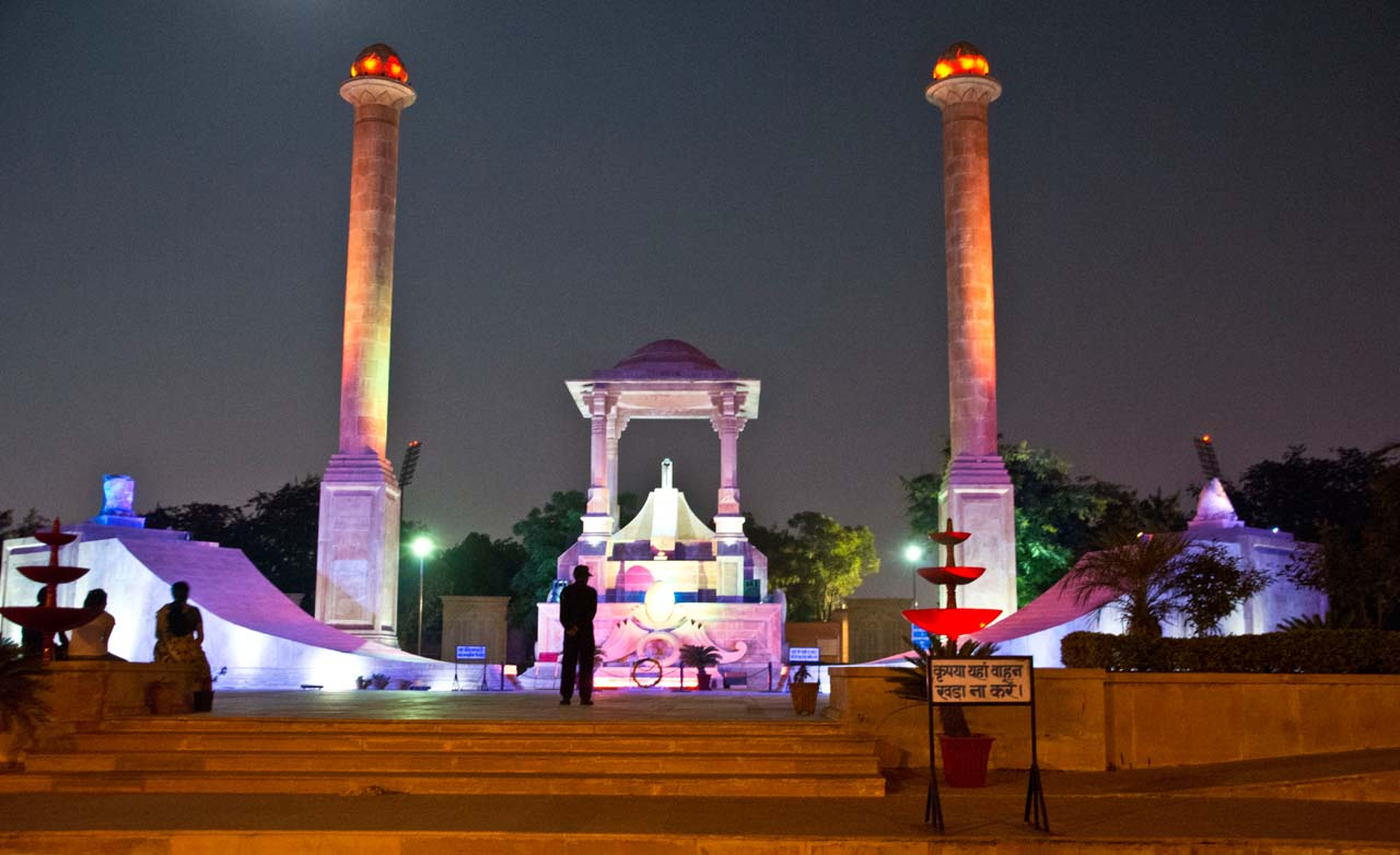 Amar Jawan Jyoti Jaipur
