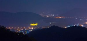 Jaipur overview from Nahargarh Fort