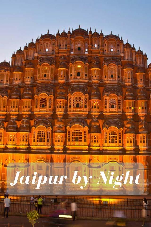 Places to visit in Jaipur at night