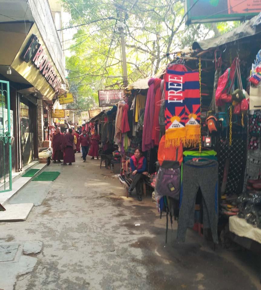Majnu ka Tila – Little Tibet in Delhi