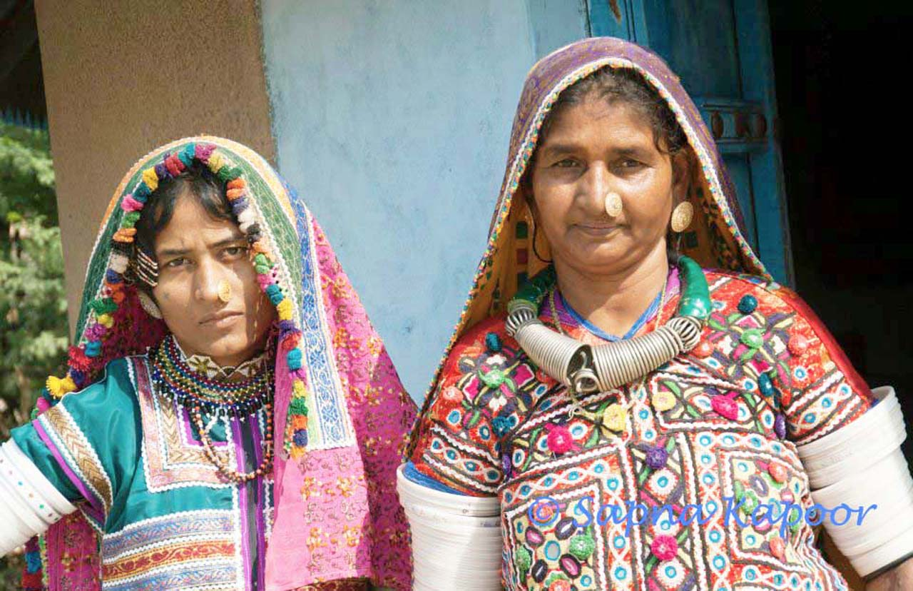 Rababri Tribe Women – Nomadic Herders